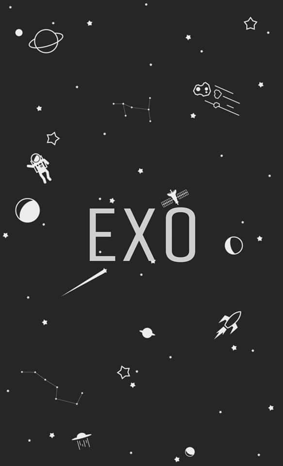 83 Gambar Tulisan Exo-l