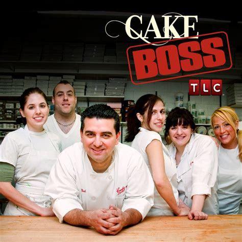 Watch Cake Boss Episodes   Season 1   TV Guide