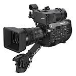 Sony PXW-FS7 CMOS Shoulder camcorder Schwarz