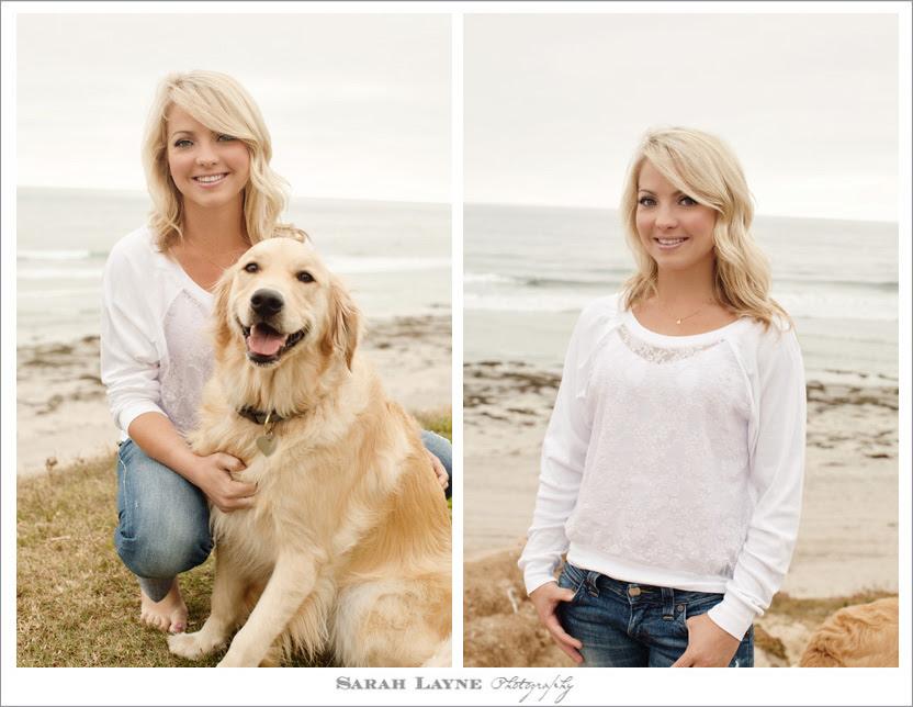 Rachael Rivers San Diego Portrait Pet Session Sarah Layne