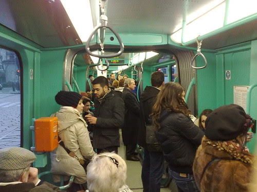Attaccati al tram by durishti
