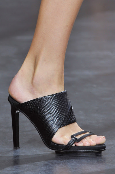 Open-Toe Mules