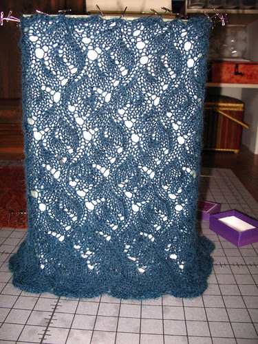 East Wind West Wind cowl- blocking