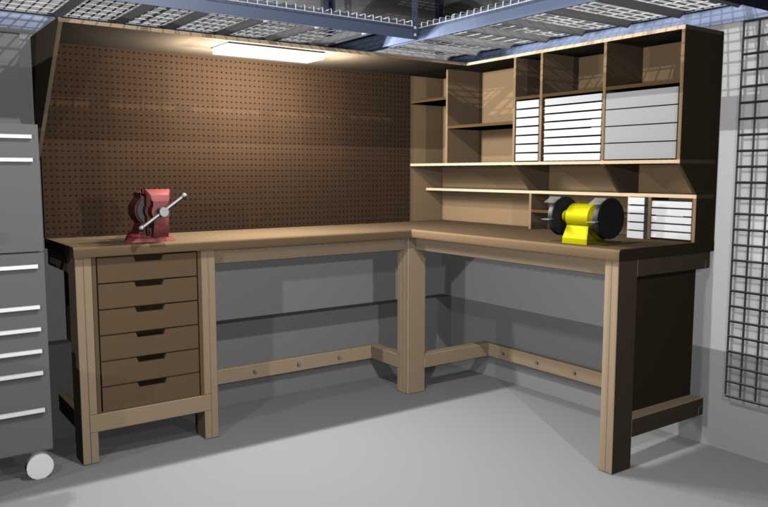 Workbench Layout Plans Woodworking Plans Download