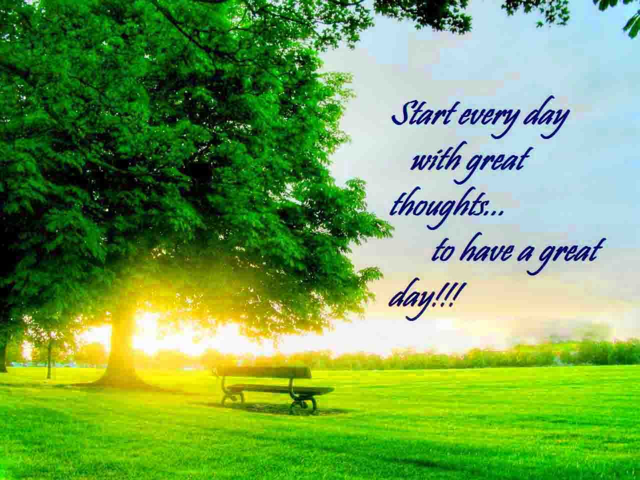 Good Morning Quotes Hd Wallpapers Images 1280x960