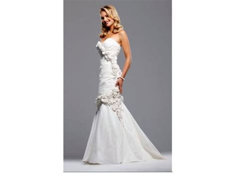 David Tutera by Faviana ?Eva? Size 2 Wedding Dress