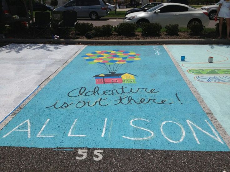 Mount And Blade Senior Parking Spot Painting Ideas