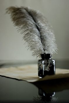 quill pen prose