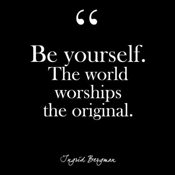 On Being Original Brilliant Quotes From Hollywoods Legendary