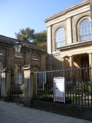 The Norwich Quaker meeting house