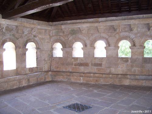 Castelo de Bragança: Domus Municipalis - Dentro