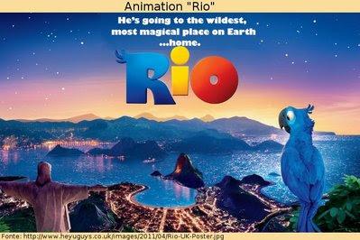 Animation Rio Disciplina Língua Estrangeira Moderna