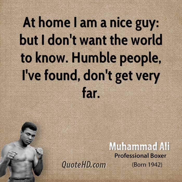 Muhammad Ali Home Quotes Quotehd