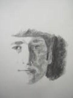 John Lennon by Judith