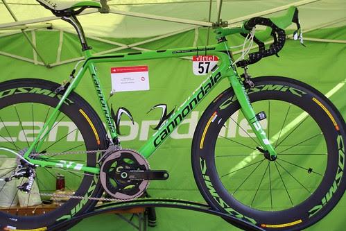 Peter Sagan's Bike