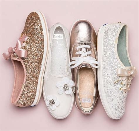 Keds x Kate Spade Wedding Sneakers Are The Best Bridal