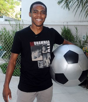 entrevista Elias Flamengo (Foto: André Durão)