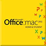 Microsoft Office for Mac Home and Student 2011 ファミリーパック [ダウンロード]