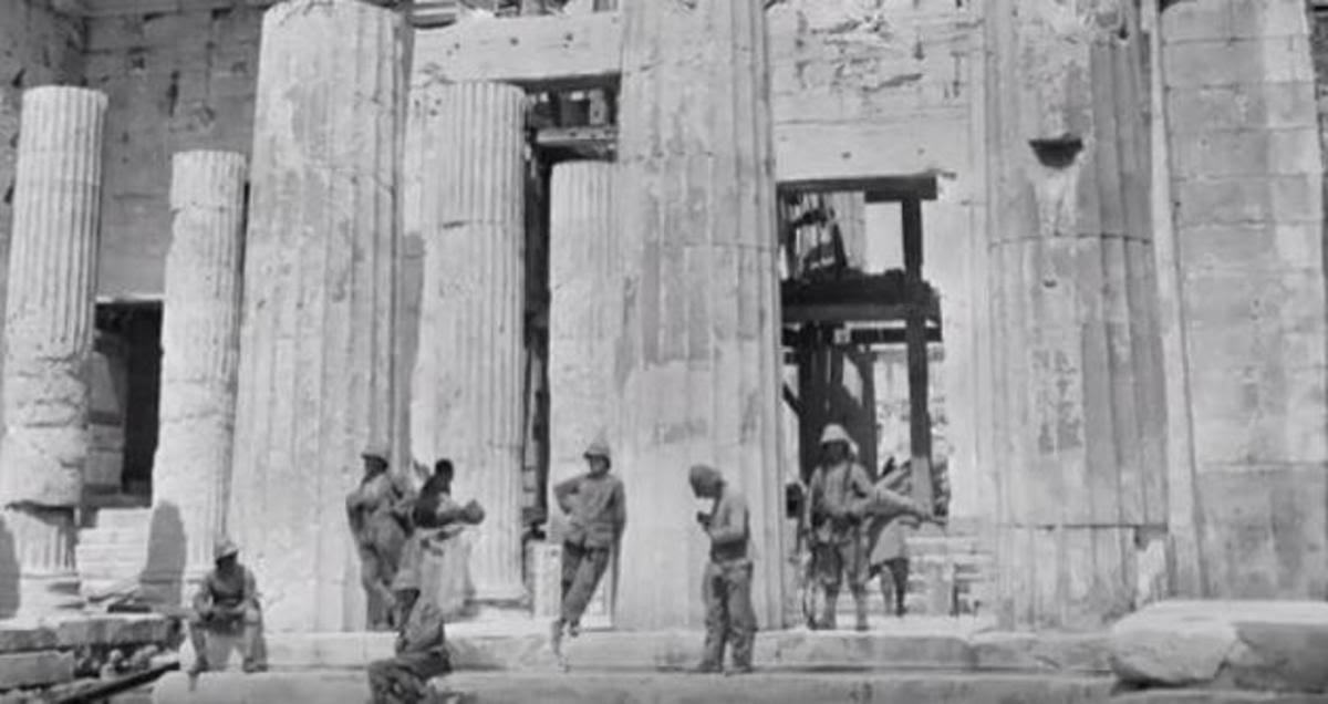 Τρισδιάστατο βίντεο ζωντανεύει την Αθήνα του 1917 | Newsit.gr