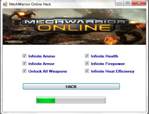 Mechwarrior online hack and crack 2013 update 18.02.13 - SKIDROW HACKS
