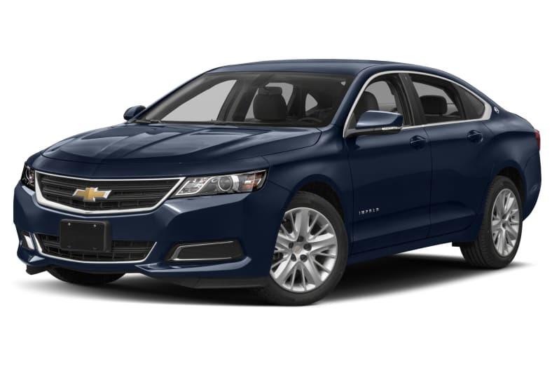 2016 Chevrolet Impala Information