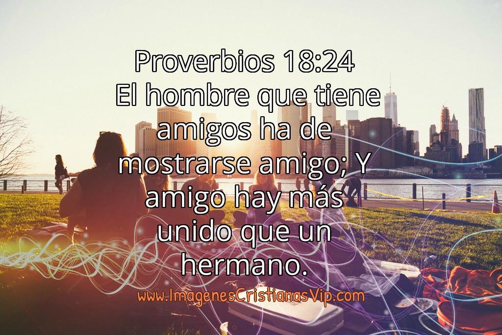 Imagenes Cristianas Con Citas Biblicas De Amistad