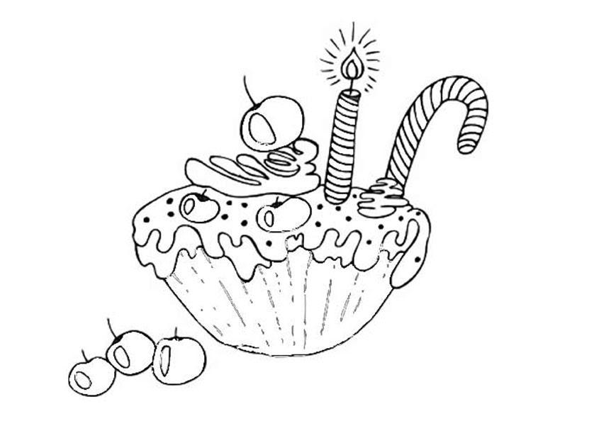 Malvorlagen Geburtstag 2   Malvorlagen Kostenlos