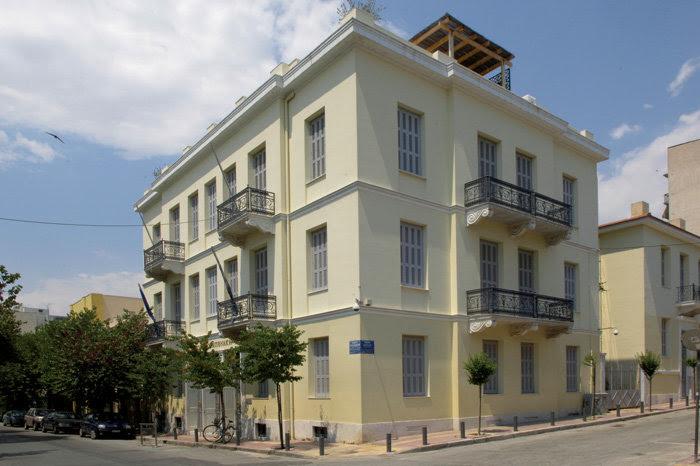 ΜΟΥΣΕΙΟ ΙΣΛΑΜΙΚΗΣ ΤΕΧΝΗΣΚτίριο των αρχών του 20ού αιώνα που αποκαταστάθηκε το 2004 από τον αρχιτέκτονα Π. Καλλιγά.