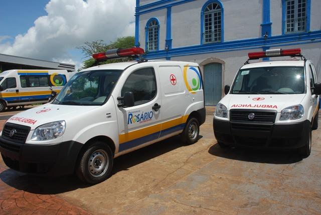 Prefeita Irlahi sumiu com as ambulâncias que prestava socorro seja imediato à população da zona rural