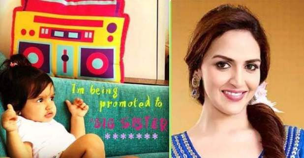 Esha Deol Expecting Baby For The Second Time, Announced It On Insta With A Cute Post