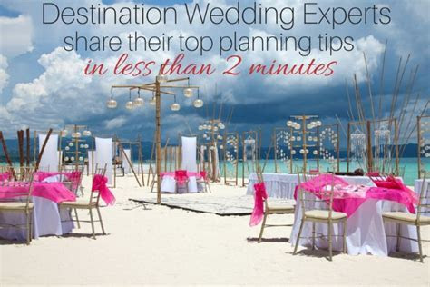 7 Keys to Cheap Destination Weddings   Wedding