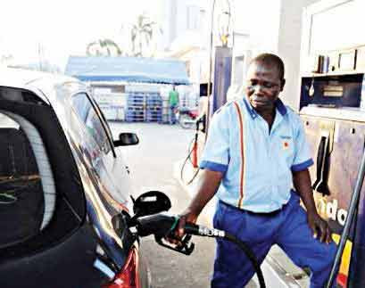 Image result for images of petrol pump in nigeria