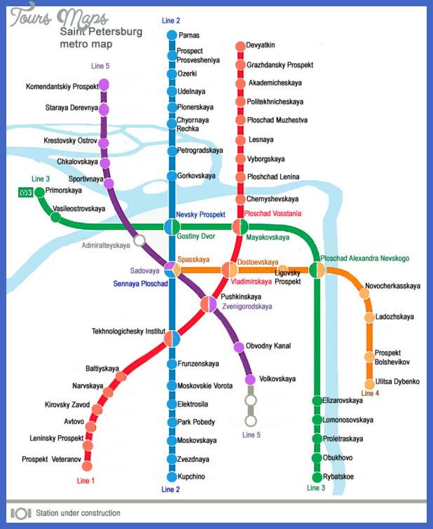 Saint Petersburg Russia Subway Map.Loveluxleblog St Petersburg Russia Map In English