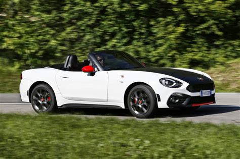 performance specifications confirmed  abarth  spider