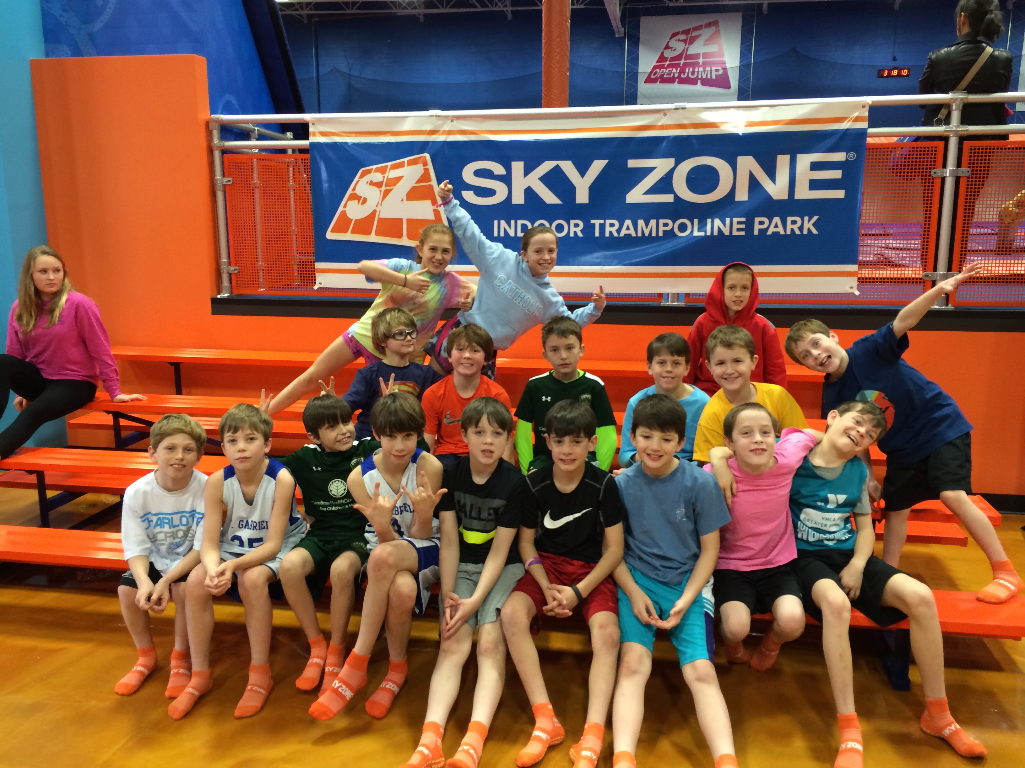Smarty Birthday Party Idea Sky Zone A Smarty Steal To Boot