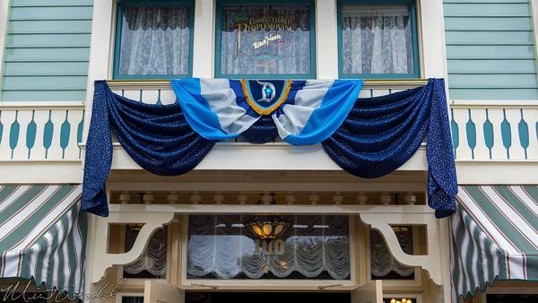 Disneyland Resort, Disneyland60, 60, Anniversary, 24, Hour, Party, Celebration, Kick, Off, Disneyland, Main Street U.S.A., Disney Showcase
