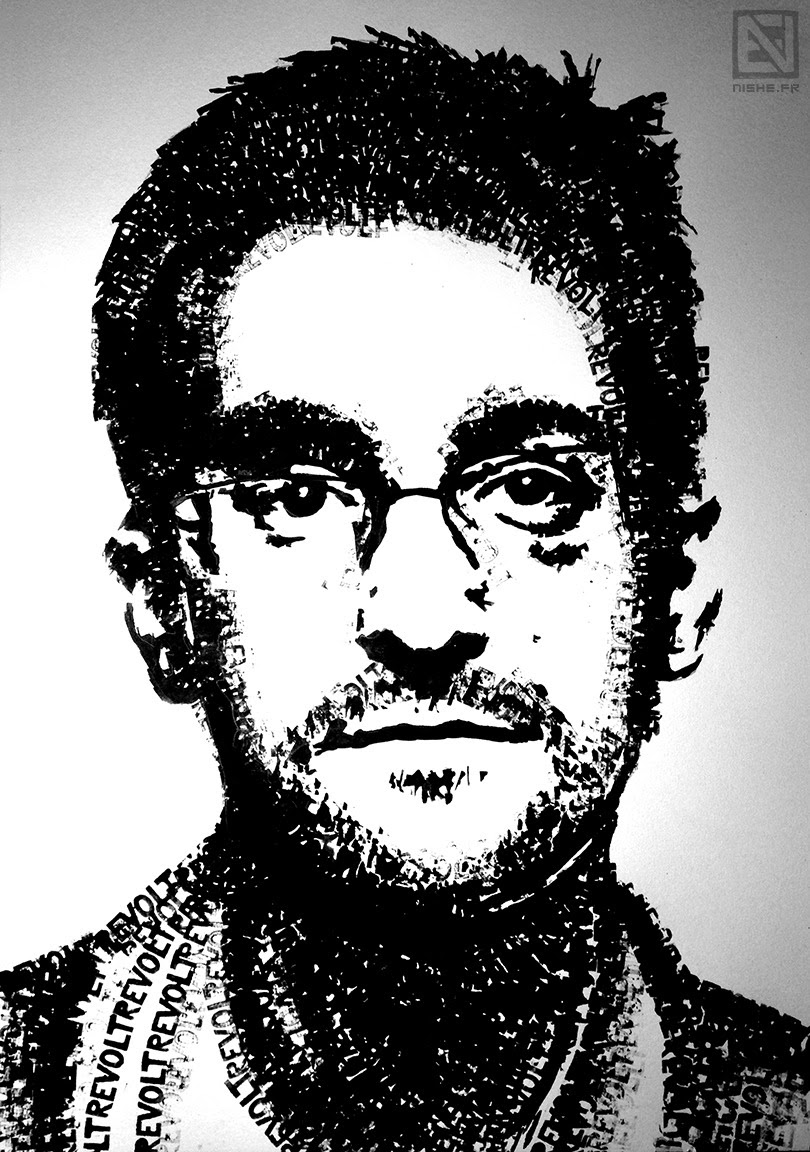 """ Edward Snowden - REVOLT "" (2016) 