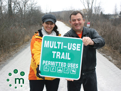 trails open in peterborough area