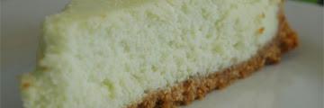 Key Lime Cheesecake II The Best Recipes