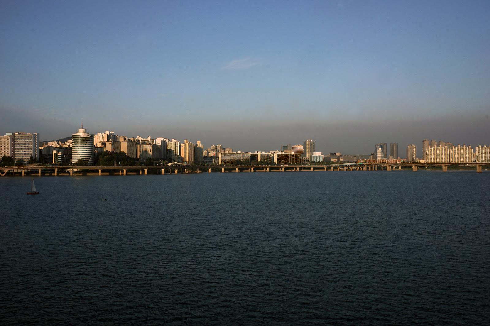 Seoul: Han River 01