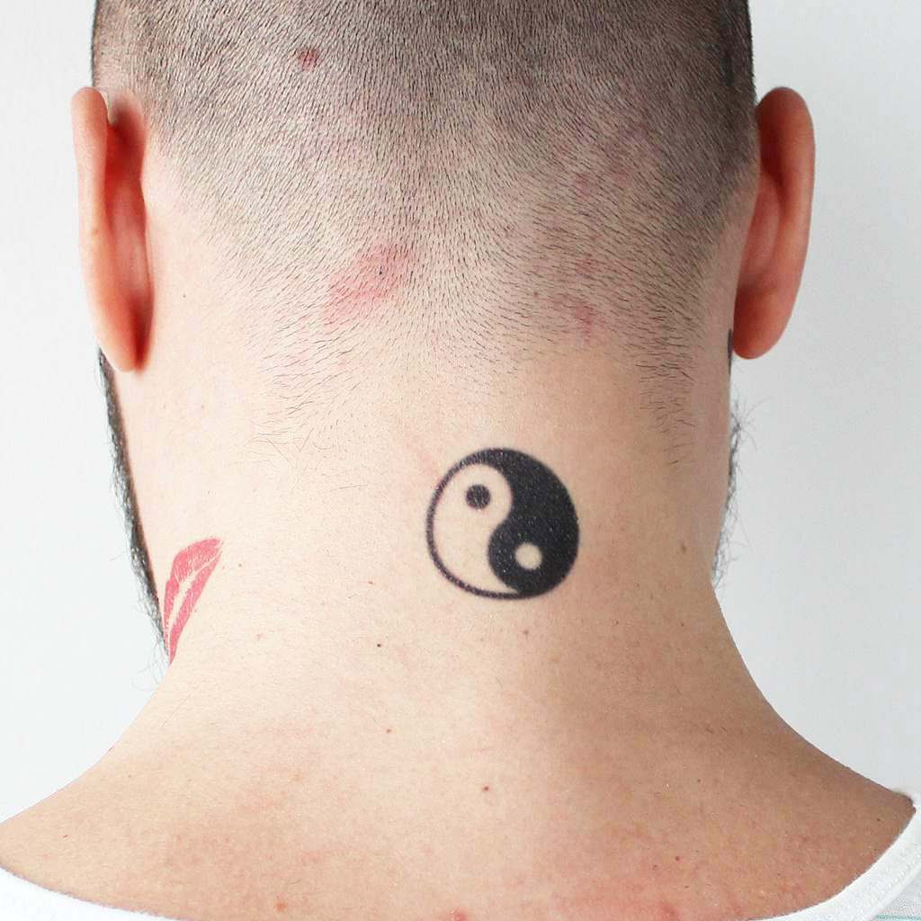Tattoo Yin Yang