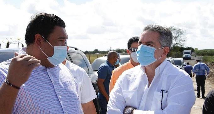 AVANZAN LOS TRABAJOS PARA TRANSFORMACIÓN DE VERTEDEROS EN LOS MUNICIPIOS HAINA Y PUNTA CANA-MACAO