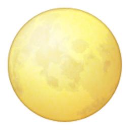 Znalezione obrazy dla zapytania Full Moon Symbol