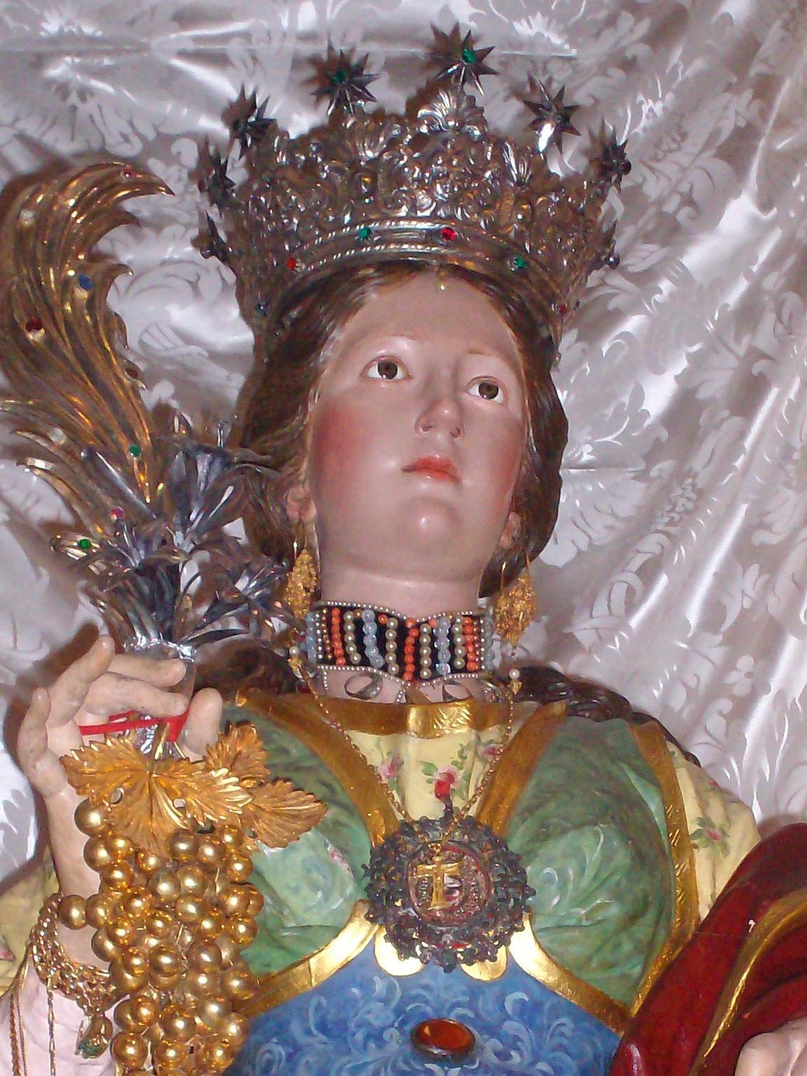 Image resultado para santa Restituta basilica
