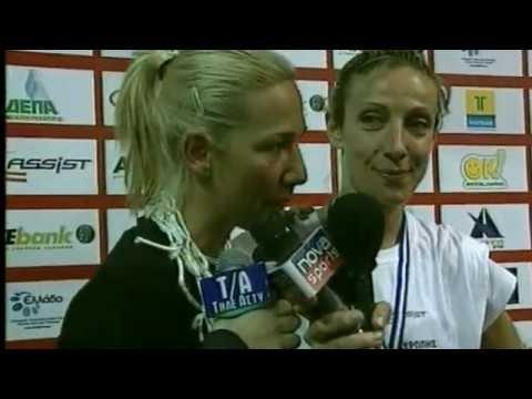 Σαν σήμερα οι γυναίκες του Αθηναϊκού και ο Νίκος Χαρδαλιάς σήκωσαν το Eurocup-Δείτε το βίντεο