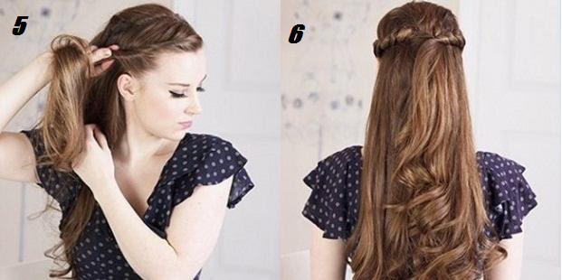 Coiffure204 Idée Coiffure Cheveux Long Facile