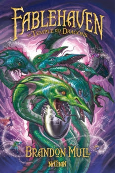 Couverture Fablehaven, tome 4 : Le Temple des Dragons
