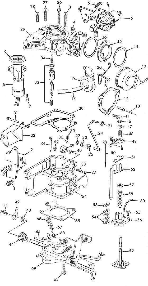 carter 2 barrel carburetor diagram - general wiring diagram  general wiring diagram