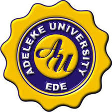 Jupeb and Pre-dress Admission for 2017/2018 Academic Session (Adeleke University, Ede)