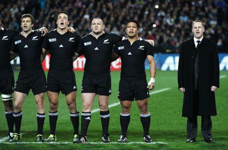 John Key All Blacks Rugby World Cup NZ Politics Daily - Bryce Edwards Otago University liberation blog - www.liberation.org.nz